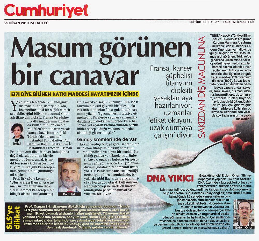 Cumhuriyet-2019.04.29